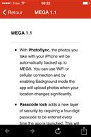 Mega iOS