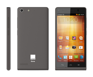 Reyo Gova Orange Smartphones