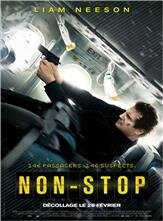 Affiche Non-Stop