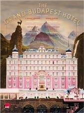 Affiche Grand Budapest Hotel
