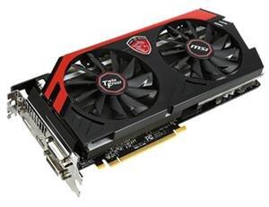 MSI Radeon R9 290X Gaming 4 Go