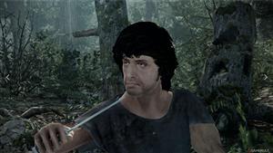Rambo The game