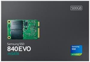 Samsung 840 EVO 500 Go