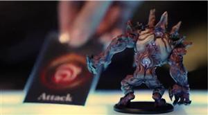 Prodigy Figurine et Carte