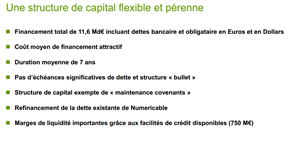Conférence Numericable