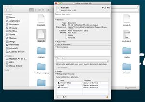 skype base de données main.db