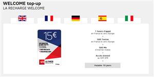 Carte SFR