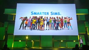 E3 2014 EA Sims