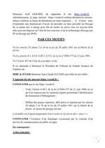 assignation Croah.fr