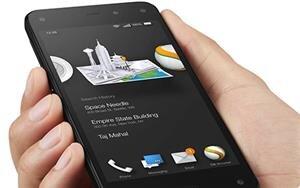 Amazon Fire Phone Interface