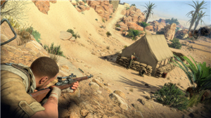 Sniper Elite 3 Rebellion