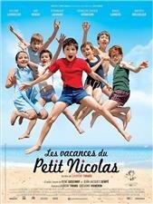 Vacances Petit Nicolas affiche