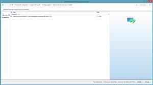 Windows 8.1 Mise a jour août