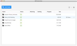 BitTorrent Sync 1.4