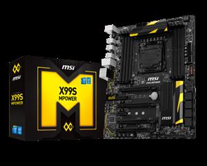 X99S Mpower