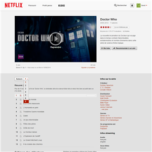 Netflix Fiche