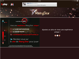 Rising Star iOS