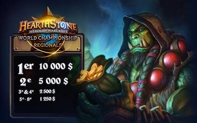 Hearthstone récompenses finales