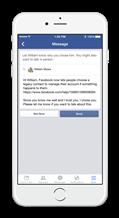 Facebook deces