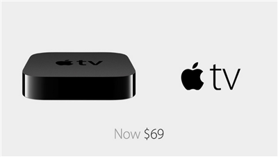 Apple TV 69 dollars