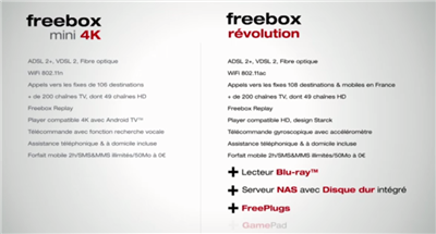 FReebox mini