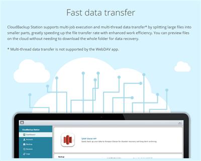 QNAP Cloud Station backup
