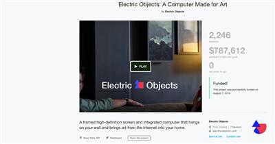 Kickstarter Spotlight