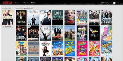 Netflix Gode Mode