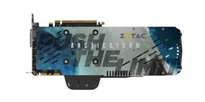 GTX Titan X Zotac ArcticStorm