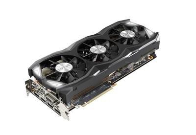 GeForce GTX 980 Ti AMP! Extreme
