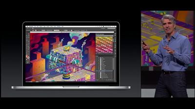 Apple WWDC Metal Mac Adobe