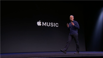 Apple WWDC Music
