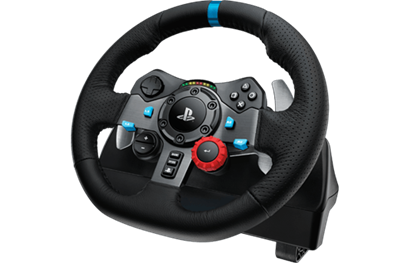logitech g29 et g920 deux volants 400 euros pour pc ps4 et xbox one. Black Bedroom Furniture Sets. Home Design Ideas