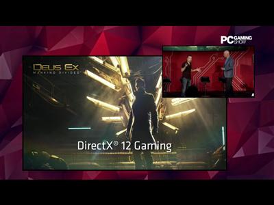 AMD E3 2015 Radeon