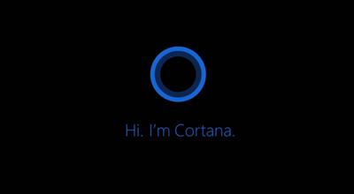 Xbox Cortana