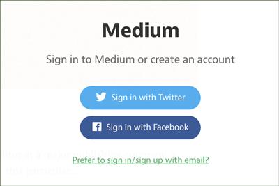 Medium authentification mail