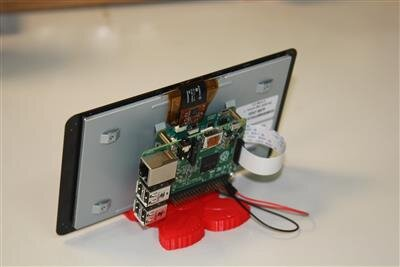 Raspberry Pi écran