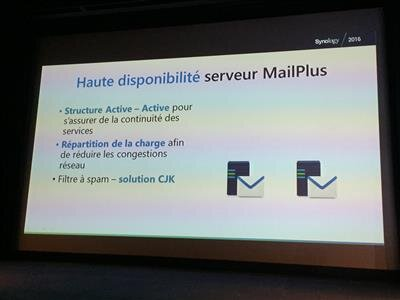 MailPlus DSM 6.0