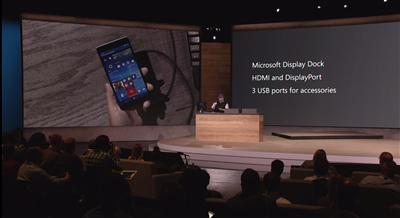 Microsoft conférence 6 octobre