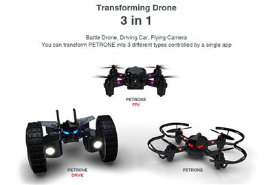 Drone Perone