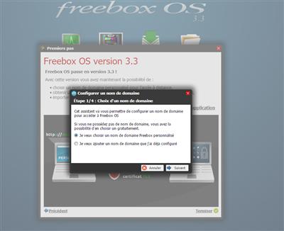 Freebos OS 3.3 Let's Encrypt