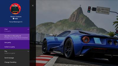 Xbox One update février