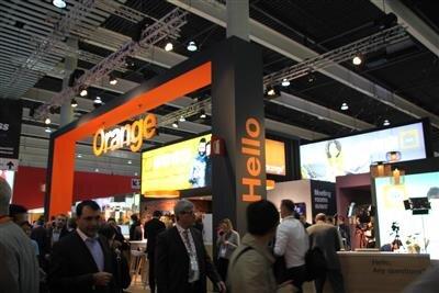 MWC 2016 4G Orange