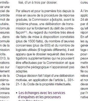 hadopi rapport 2013