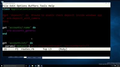 Microsoft Build Bash