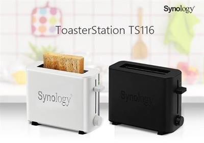 Poisson avril Synology