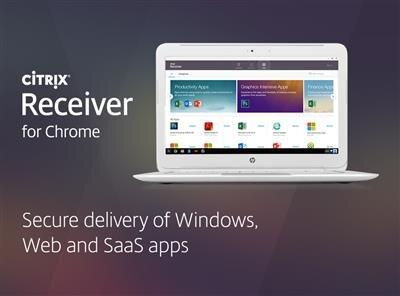 Chromebook 13 Citrix Receiver 2.0