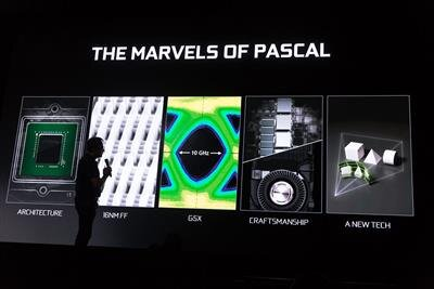 NVIDIA Pascal GeForce GTX 1070 1080