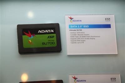 Adata Computex 2016 SSD