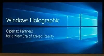 Windows Holographic Computex 2016 Microsoft